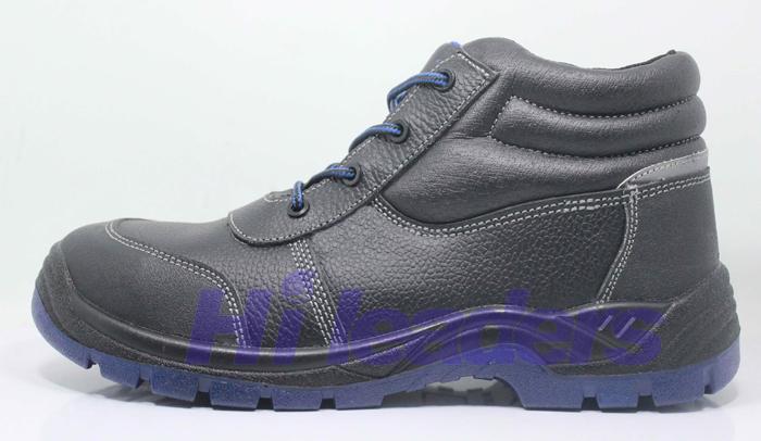 PU sole heavy duty safety footwear S3