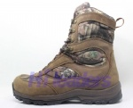 Hunting boot/jungle combat camouflage military boot MD   rubber sole