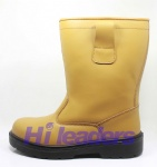 Heavy duty rigger boot with EN ISO 20345 Standard